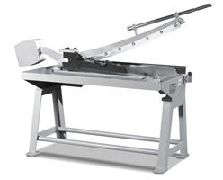 Ручные гильотинные ножницы серия SGM-H 1270