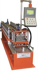 Линия для производства одного вида профиля ГКЛ модель АЛЕ-27*28