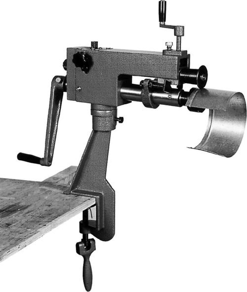 Ручной кромкозагибочный станок FBM-50/180