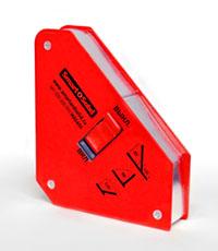 Отключаемый магнитный угольник для сварки MAG606
