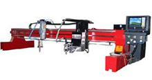 Машина термической обработки металла газоплазменной резки портального типа SDYQ 2000х6000