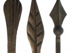 Кузнечные штампы для ковочного молота и ручной ковки