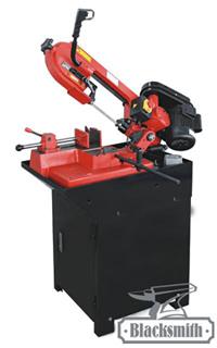 Ленточнопильный станок с ручным подъёмом\опусканием S13.41-M150x180-B