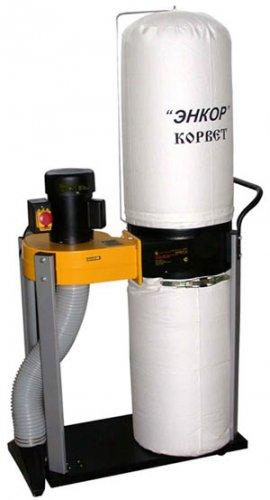 Пылесос для сбора стружки Корвет-61