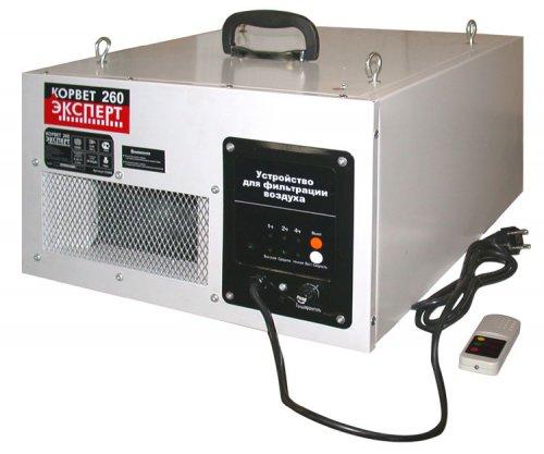 Устройство для фильтрации воздуха Корвет Эксперт-260