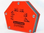 Универсальный магнитный угольник для сварки MAG614