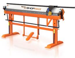 Листогиб ручной Tapco ShopMax 800-1000