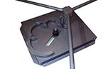 Кузнечный инструмент для гибки завитков «Улитка»